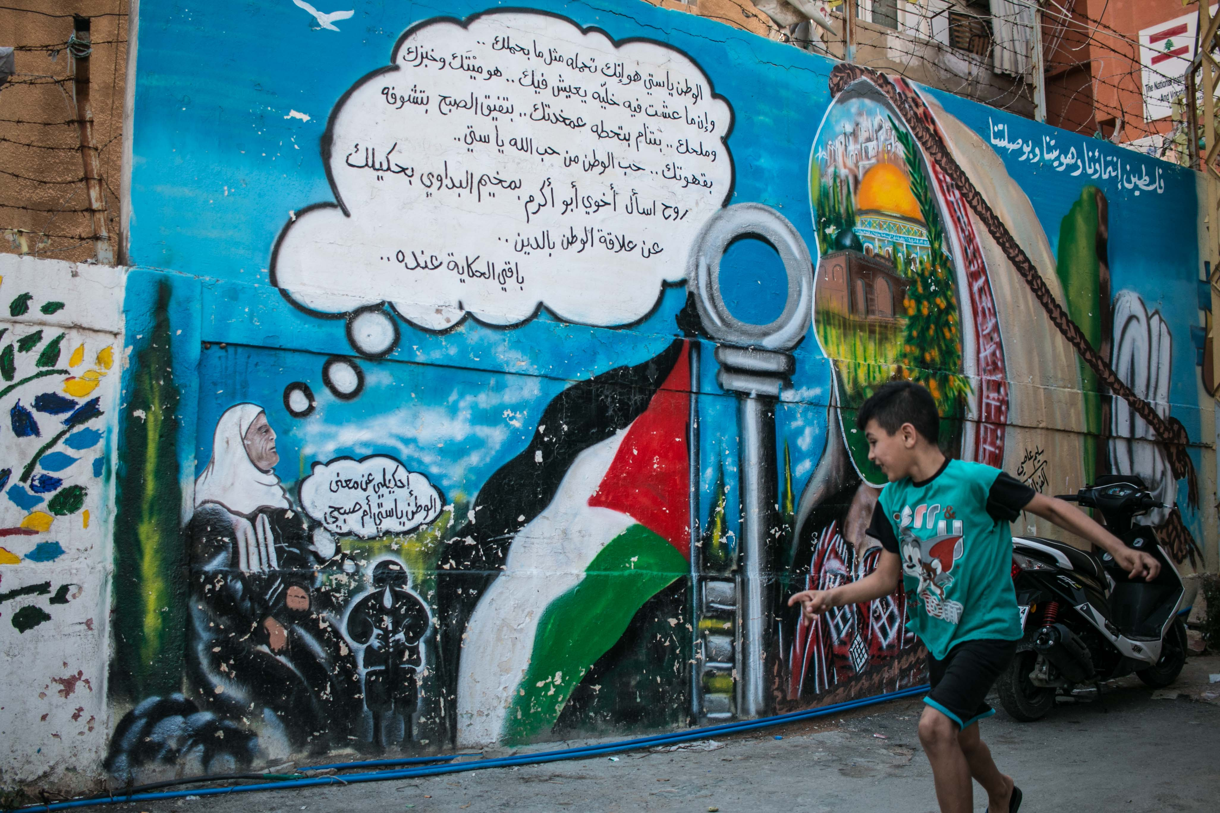 4 - Trump, Lebanon and The Palestinians